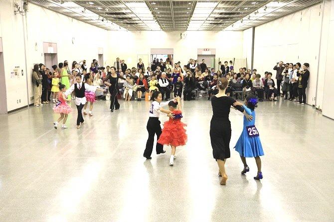 社交ダンスイベント 第21回KBDF杯ダンス競技会