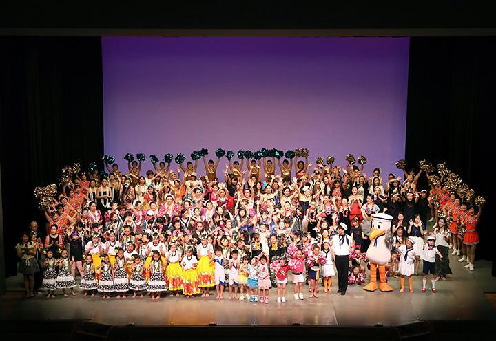 中区ダンスフェスティバル 2018
