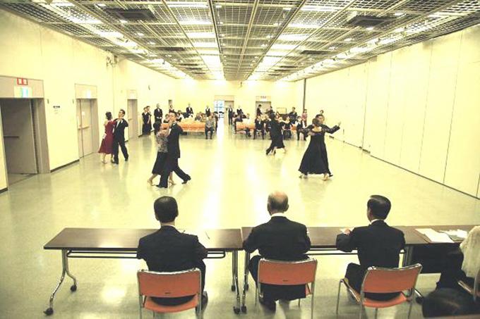 社交ダンスイベント NDLSアマチュア技術検定試験