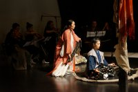 日韓文化交流舞踊能楽劇「バリ姫物語」~神話とダンス~