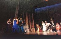 "ballet quartet クリスマスパフォーマンス ""Merry Pla. Walnut Vol.3"""