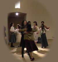 大人のためのアトリエ講座「絵画とダンスのワークショップ 絵画に描かれたダンスと音楽~印象派の舞踏会〈ワルツ〉」