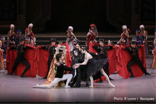 東京バレエ団 『白鳥の湖』