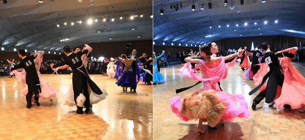 BCD級ダンス競技会