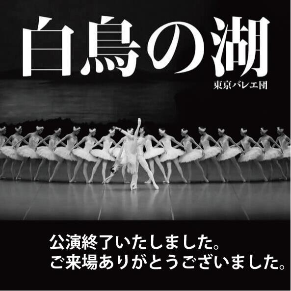 サムネイル画像:東京バレエ団『白鳥の湖』(ブルメイステル版)