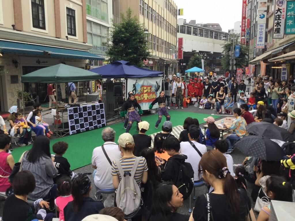 つるぎんドット来~い!!第二回鶴見ダンスフェスティバル