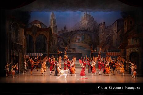 サムネイル画像:子どものためのバレエ「ドン・キホーテの夢」